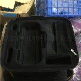 東莞廠家EVA冷熱壓成型 EVA成型加工黑色壓紋