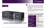 供應 JBL款 VT4888 專業線性音響   JBL款 VT4888(釹磁)線陣音箱 雙12寸線陣音箱線陣音響廠家