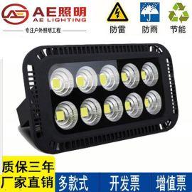 AE照明LED投光灯室外广告防水户外灯大功率投射灯泛光灯
