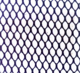 六角网眼布(011)