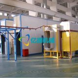 静塑粉末涂装生产线 工业涂装生产线 自动工业节能涂装
