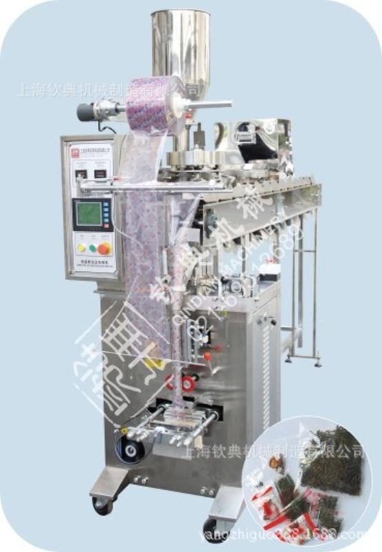 自动制袋称重八宝茶包装机亳州花草茶全自动茶叶包装机