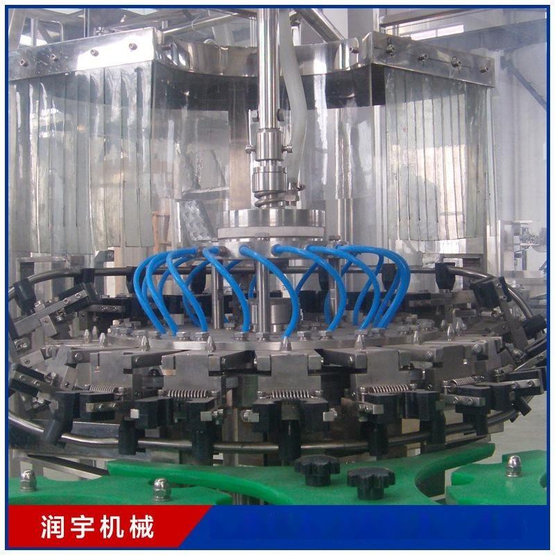 张家港厂家现货供应全自动果汁灌装机生产线设备