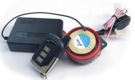 摩托车双向智能型无线防盗报警器(精锐型)