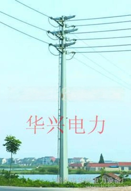 10KV电力杆、电力管塔专业生产厂家