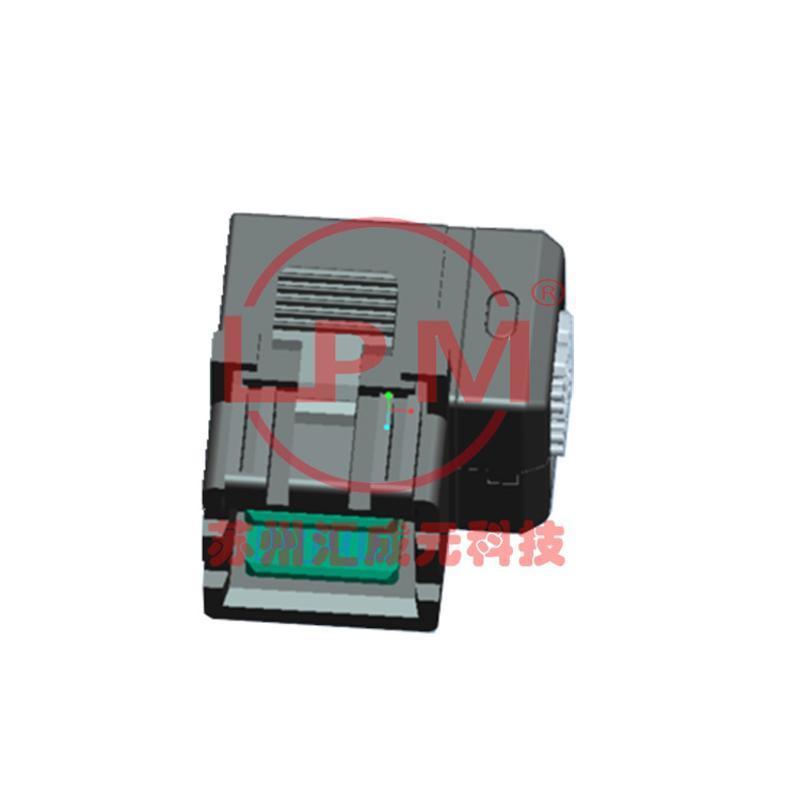 供应SFF-8643系列Mini SAS HD 3.0 4i 12Gbps 右镰刀式线缆组件