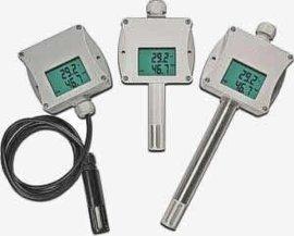 温度湿度气压CO2变送器