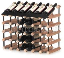 波多30瓶柜台式展示架