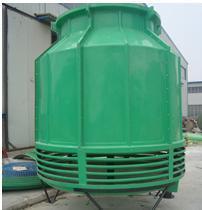圆形20T逆流式冷却塔 江西九江冷水塔