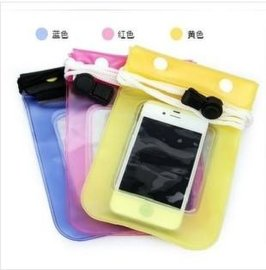 PVC防水手机袋