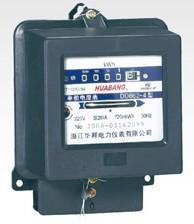 DD862系列单相电能表系感应式电能表