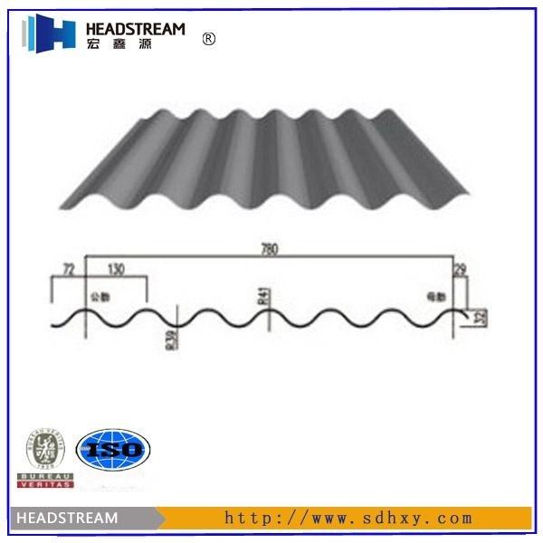 宏鑫源壓型板 壓型鋼板 彩鋼板型號齊全  廣大需求者購買