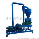 多功能软管气力抽粮机 粉煤灰风力输送qc