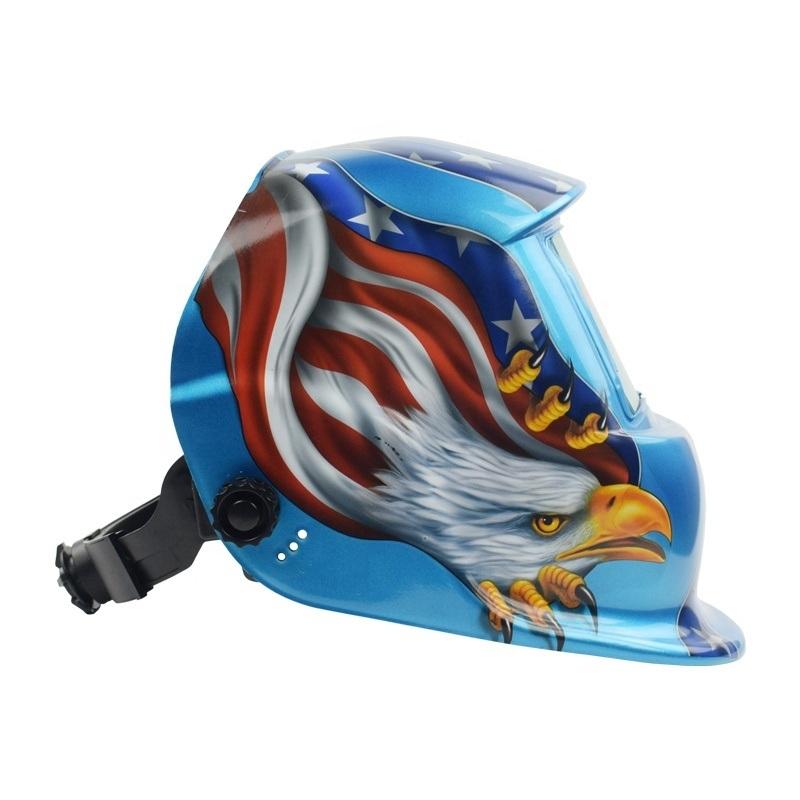 焊割  面罩自动变黑电焊面罩