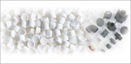 UPVC粒料 PVC粒子 注塑专用PVC颗粒 环保型PVC管件料