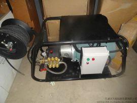 高压水射流下水道清洗机