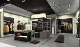 厂家定制高档服装展示柜 陈列架 服装道具 各类产品展厅展示柜