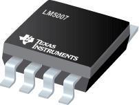 LM5007MM宽输入电压降压开关稳压器 DC稳压芯片