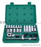 特斯20件套12.5MM系列公制套筒組套