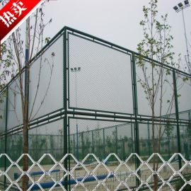 供应足球场围网 体育运动场地防护网   操场护栏网