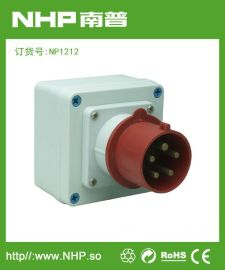 NHP 厂家直供 专业户内外防水按钮盒指示灯盒 接线盒 可根据客户要求开孔