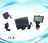 太陽能紅外線人體LED感應燈,泛光燈,庭院燈,應急燈