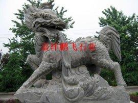 专业雕刻 石雕动物厂家