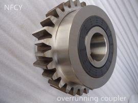 外环带齿轮超越离合器, CKA型包装机械超越离合器,CAMT3588T 离合器