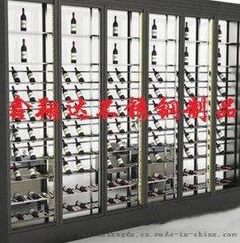 现代精致多层红酒柜工厂价定制加工