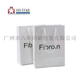 加印商标Logo纸袋手挽袋定制设计手提袋印刷包装