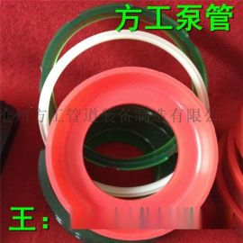 聚氨酯活塞分体活塞整体橡胶活塞三一200现货清洗活塞