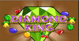 金钻石(Diamond King)荧幕玛丽机 拉霸机厂家 角子机IC板价格