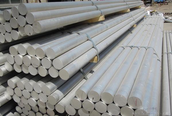 进口5154铝合金棒、5052铝合金棒材、2014铝合金棒