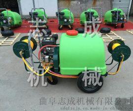 供应志成牌300L手推式高压喷雾器厂家诚招代理