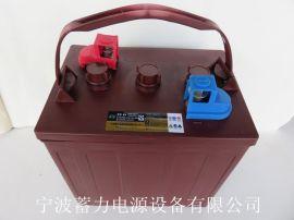 南蓄6V245AH/3D190觀光車巡邏車電瓶環衛車蓄電池