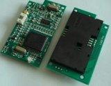 RFID读写器厂家庆通IC卡接触式读写模块