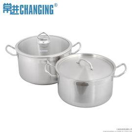不锈钢厨具-不锈钢汤锅