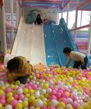 大型滑梯球池 室内淘气堡蹦床设备孩子堡乐园 新希望游乐品牌加盟