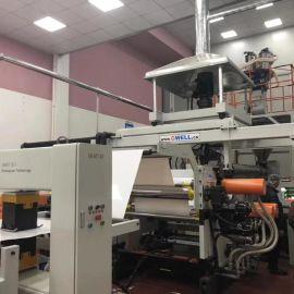金韦尔机械 pe塑料片材设备 pe片材挤出机