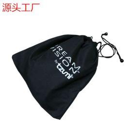 厂家定制袋子定做棉布涤纶束口袋帆布包装收纳抽拉绳背包袋整理袋