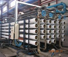 电子工业用超纯水设备(0.25T/H-50T/H)