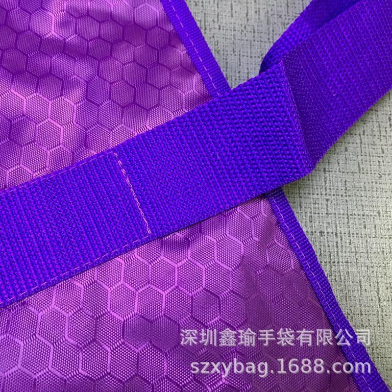 厂家定制pvc袋手提 购物单肩帆布包 环保现货批发防水收纳包女士