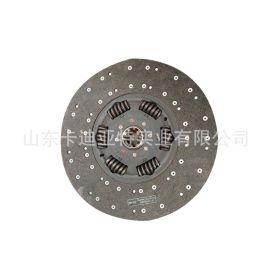 福田欧曼 GTL 430型离合器从动盘总成 配件 厂家图片 价格