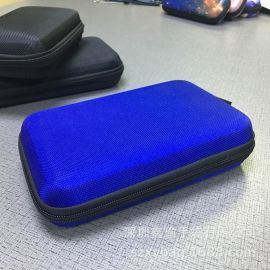 厂家直销EVA包收纳盒GPS导航仪包可定制LOG多功能收纳袋手袋定制