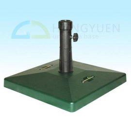 环保型混凝土伞座(35KG 墨绿色)