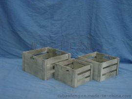 木盒收纳首饰盒酒瓶盒子红酒盒子