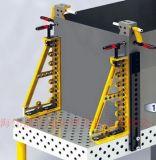 上海伟晟2M铸铁三维柔性焊接平台