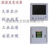 液晶溫溼度報警器變送器