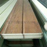 EPS保温外墙彩钢复合夹芯板 金属雕花板