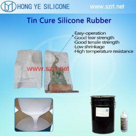 供应工艺品复模硅胶 厂家直销缩合型硅橡胶
